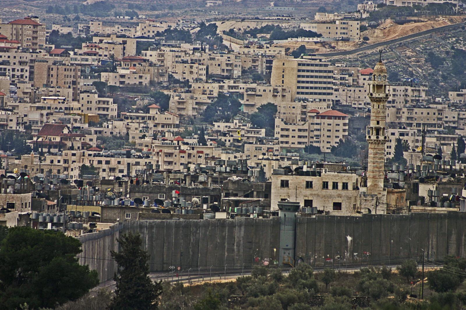 Art and Documentary Photography - Loading 2.Bethlehem 2005.jpg