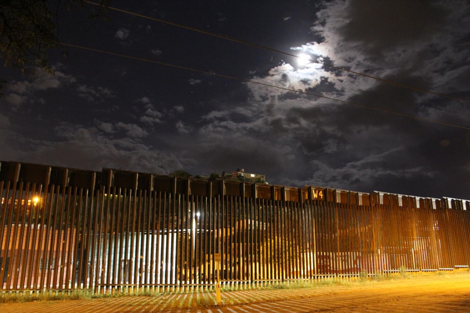 Art and Documentary Photography - Loading 14.NogalesLongExposureMoonlight.JPG