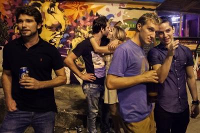 Favelas: the rhythm of change