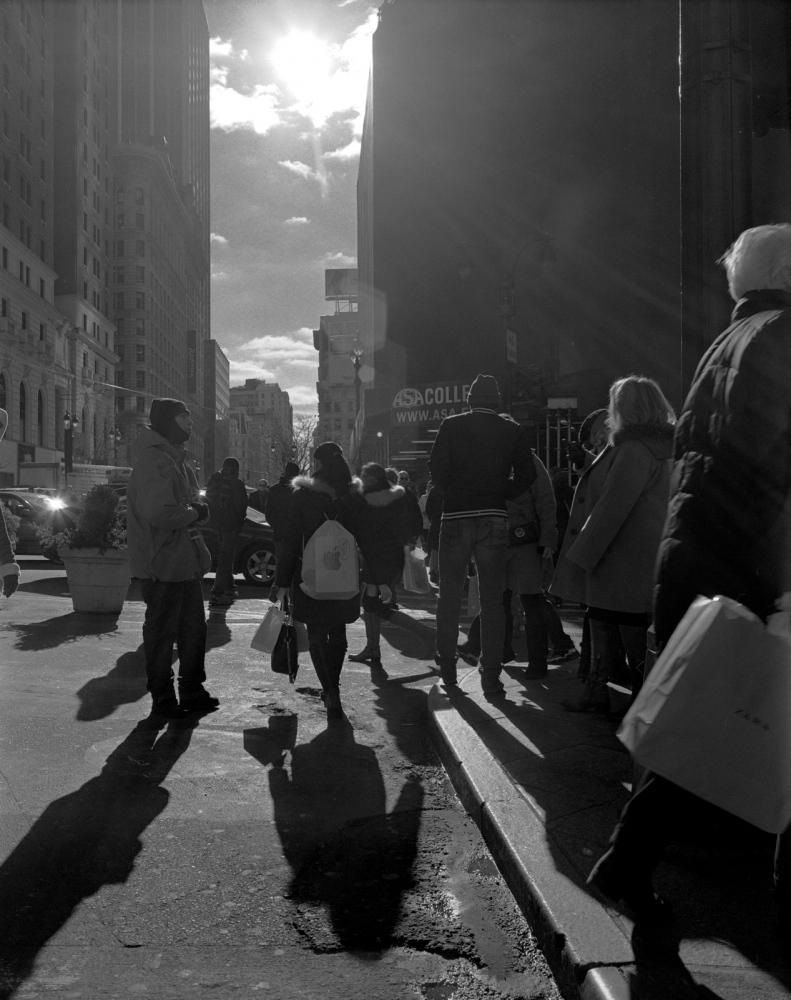 Aaron Siskind Foundation - SlideRoom No.4, 10 in 60/34th Street & Broadway