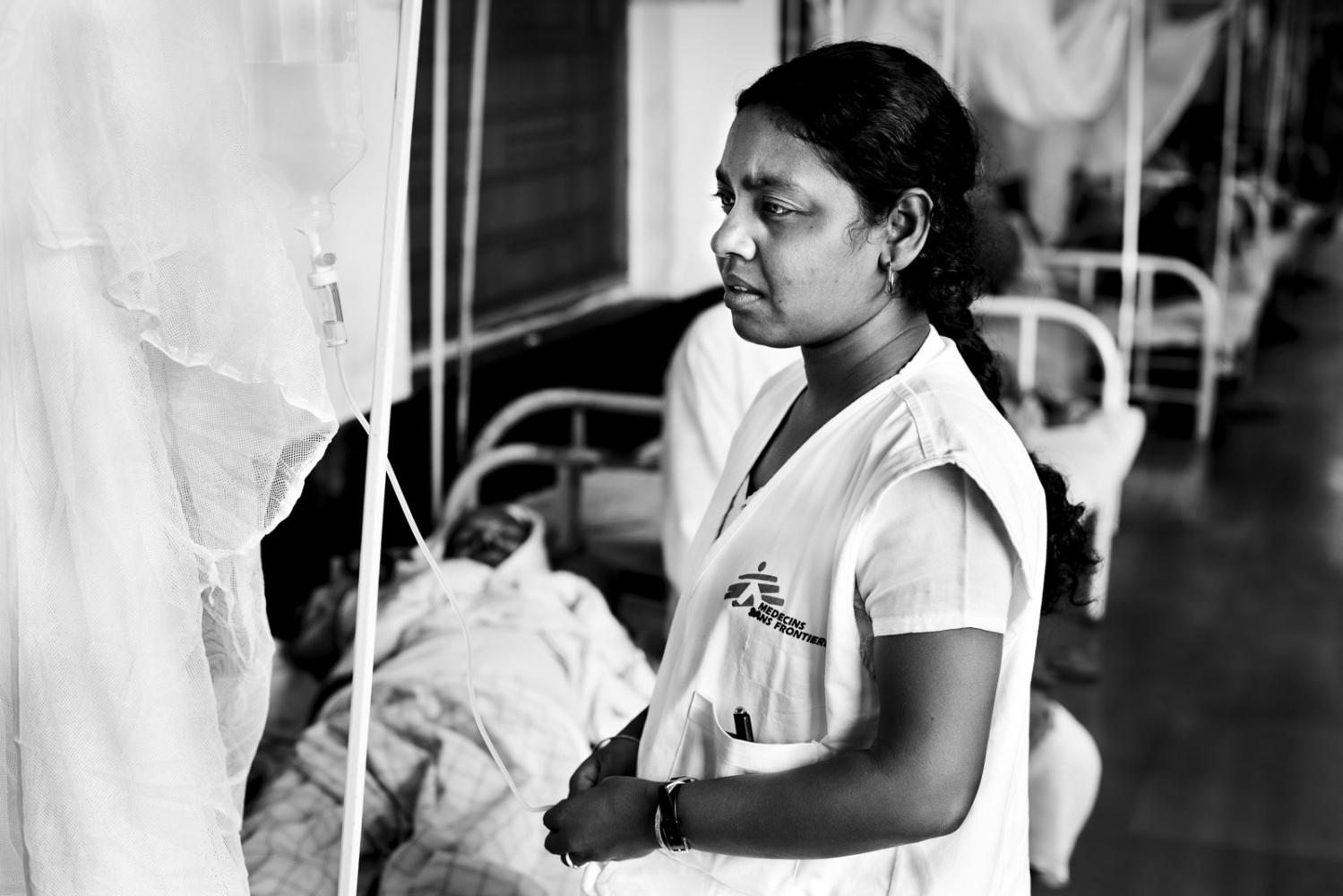 Art and Documentary Photography - Loading Kala Azar - black fever - fiebre negra - Leishmaniasis - David Rengel-11.jpg