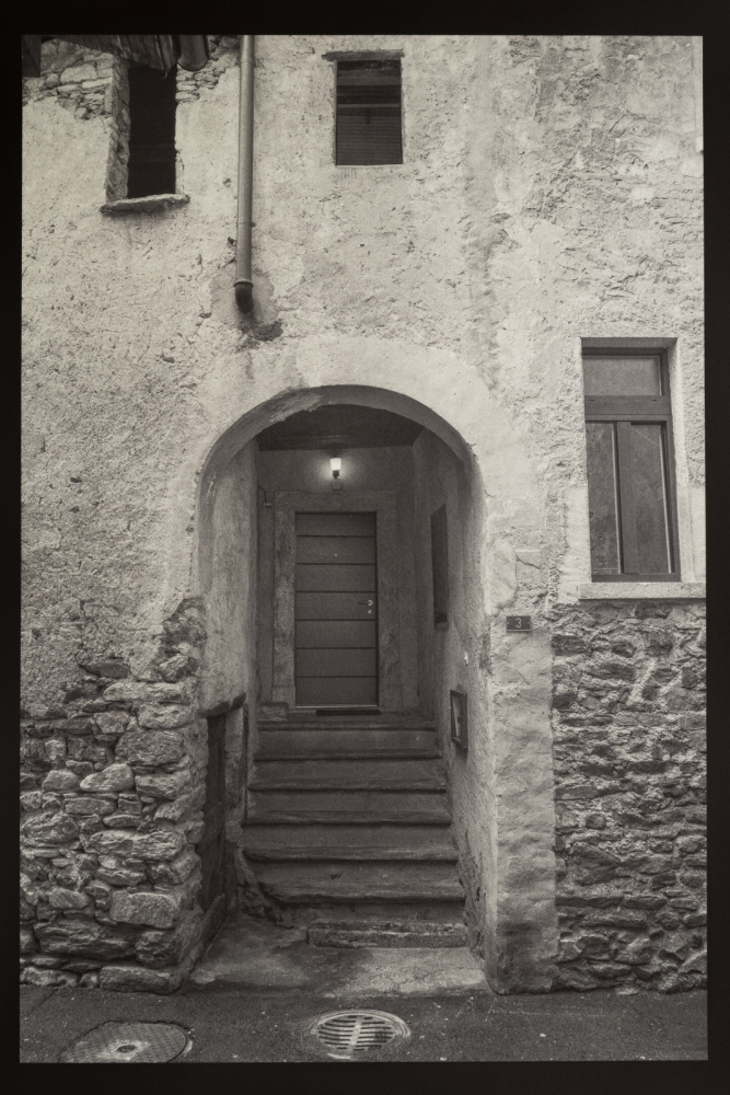 Art and Documentary Photography - Loading Doorway to a Friend's Home, Sonvico.jpg