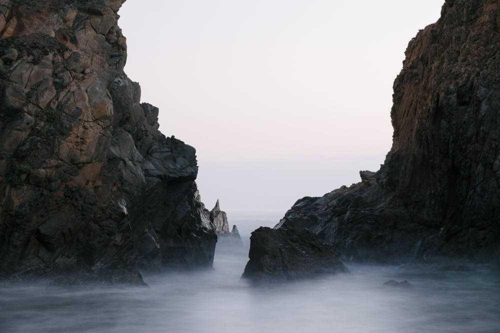 Pheiffer Beach, Big Sur, California 2015