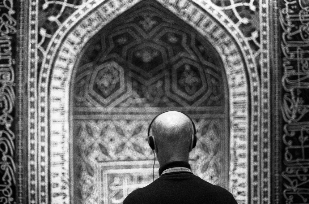 Photography image - Mihrab
