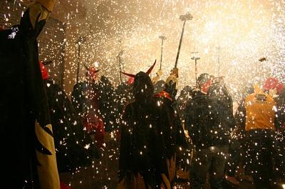 Global SnapShots: Correfoc, Barcelona