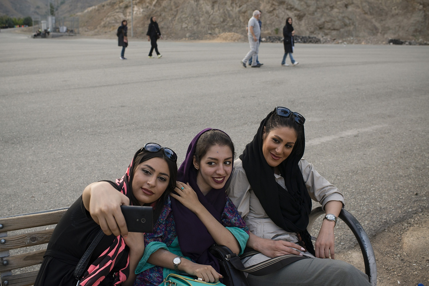 Group sex in iran 1