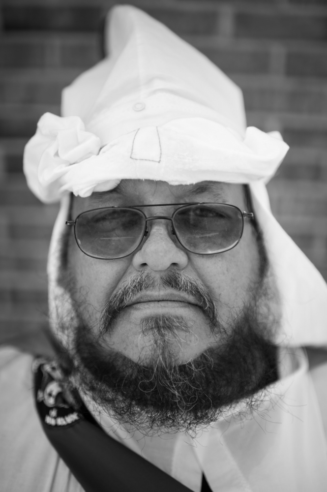 Missouri.Richard, the Imperial Kludd (chaplain) for a mid-western Klan realm.