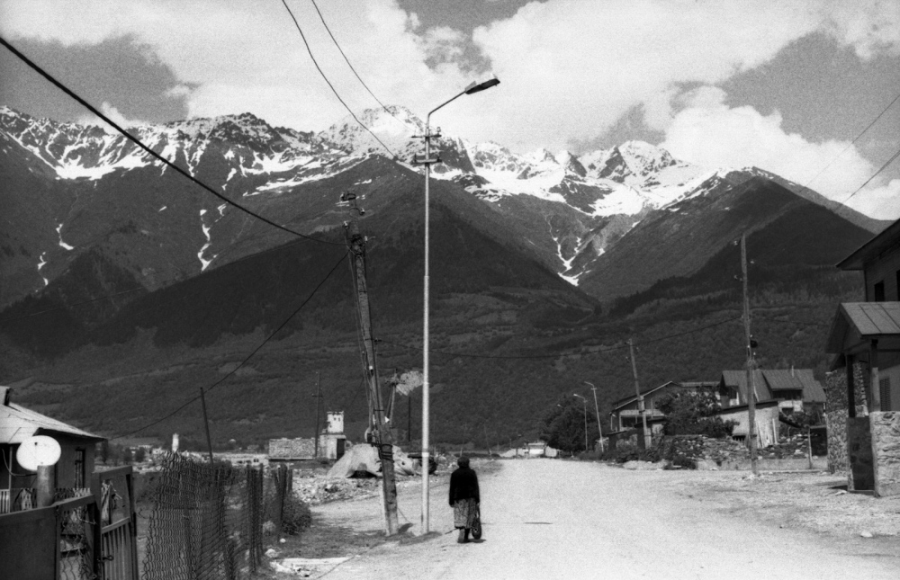 Photography image - Svaneti Georgia, 2012