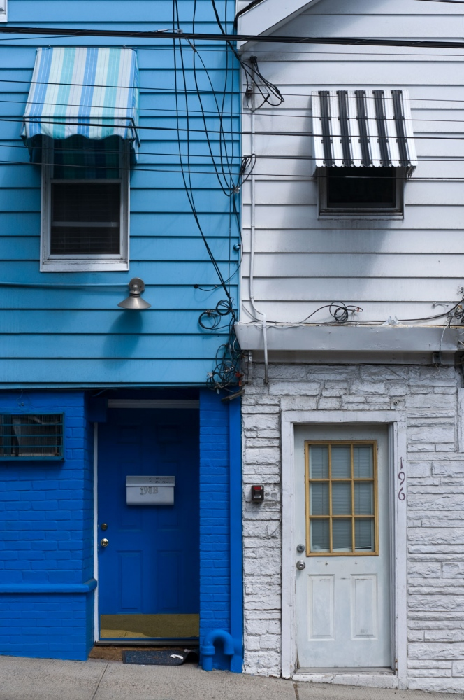 Art and Documentary Photography - Loading blue-white-apartments.jpg