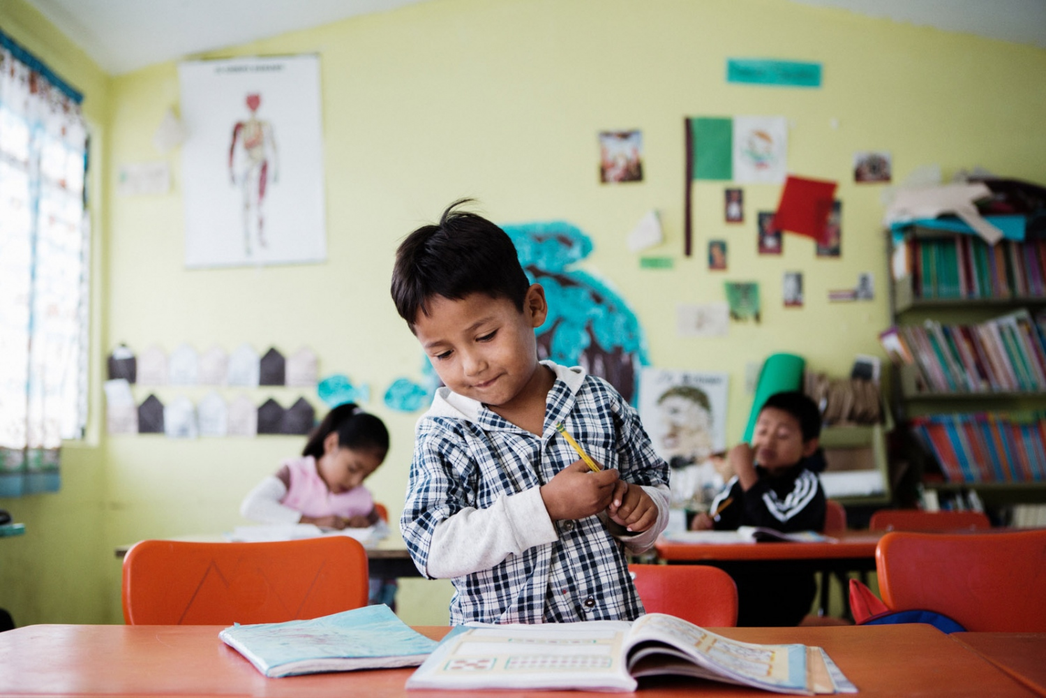Work commissioned by Unicef Mexico