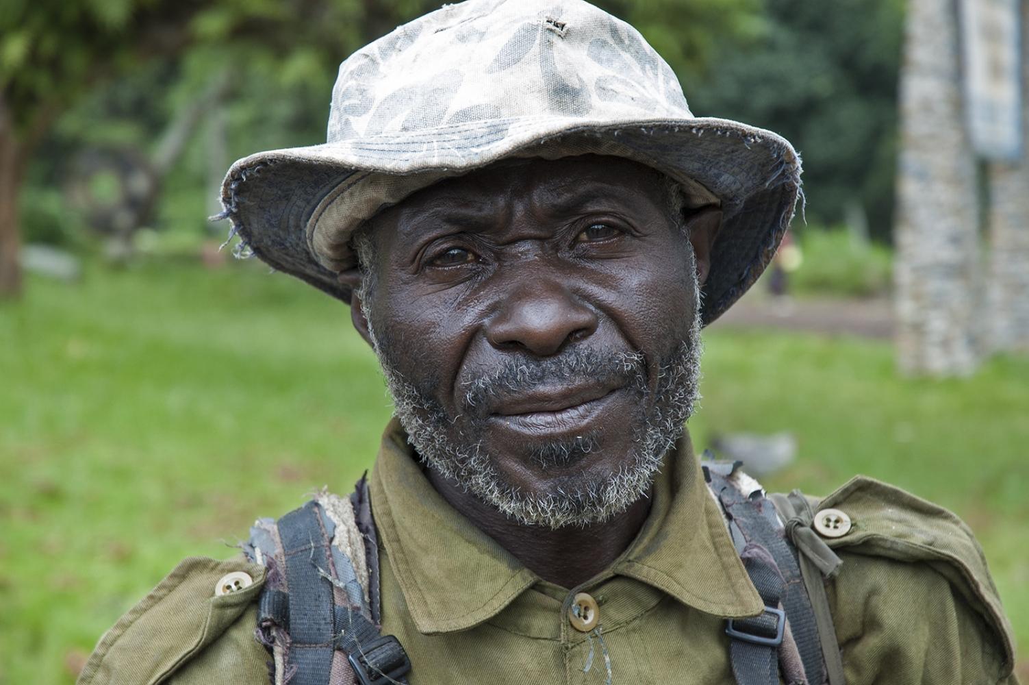 Papa, Ranger for Mugaruka