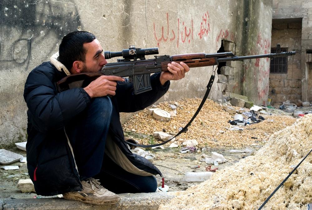 Aleppo, Syria.