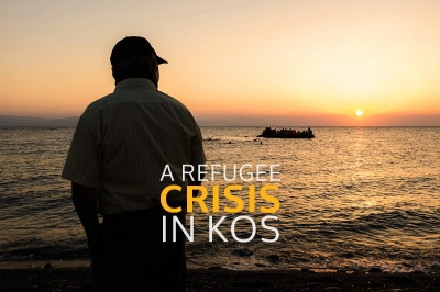 A Refugee Crisis in Kos