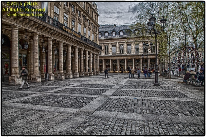 Art and Documentary Photography - Loading parispostcards_029.jpg