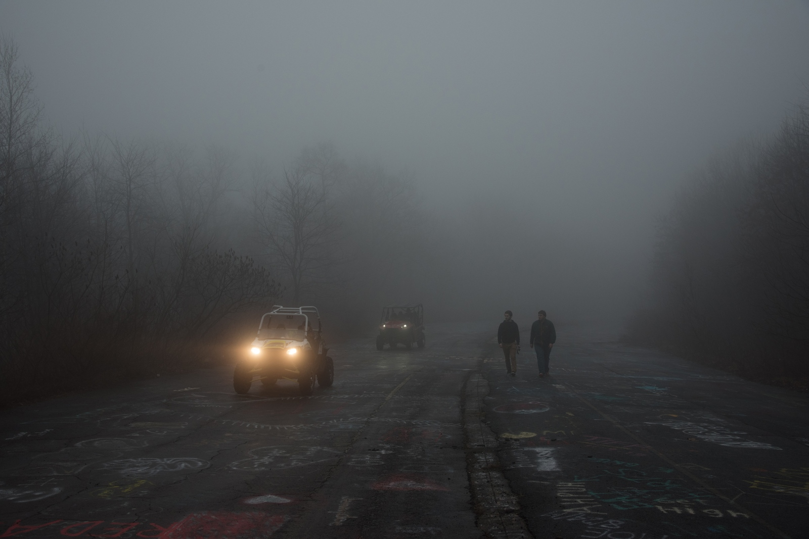 Art and Documentary Photography - Loading Centralia_highway.jpg