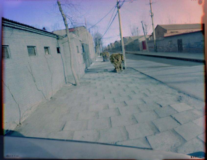 Art and Documentary Photography - Loading Beijing Feijiacun Street.jpg