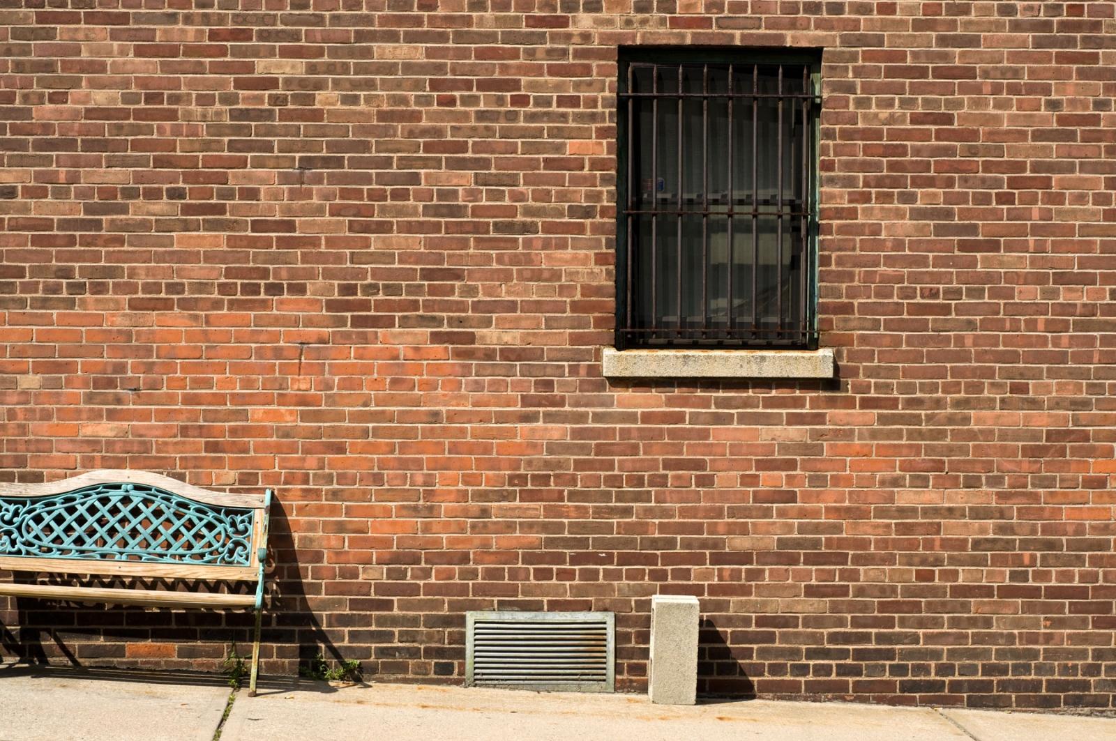 Art and Documentary Photography - Loading bench-cinder-block-window.jpg