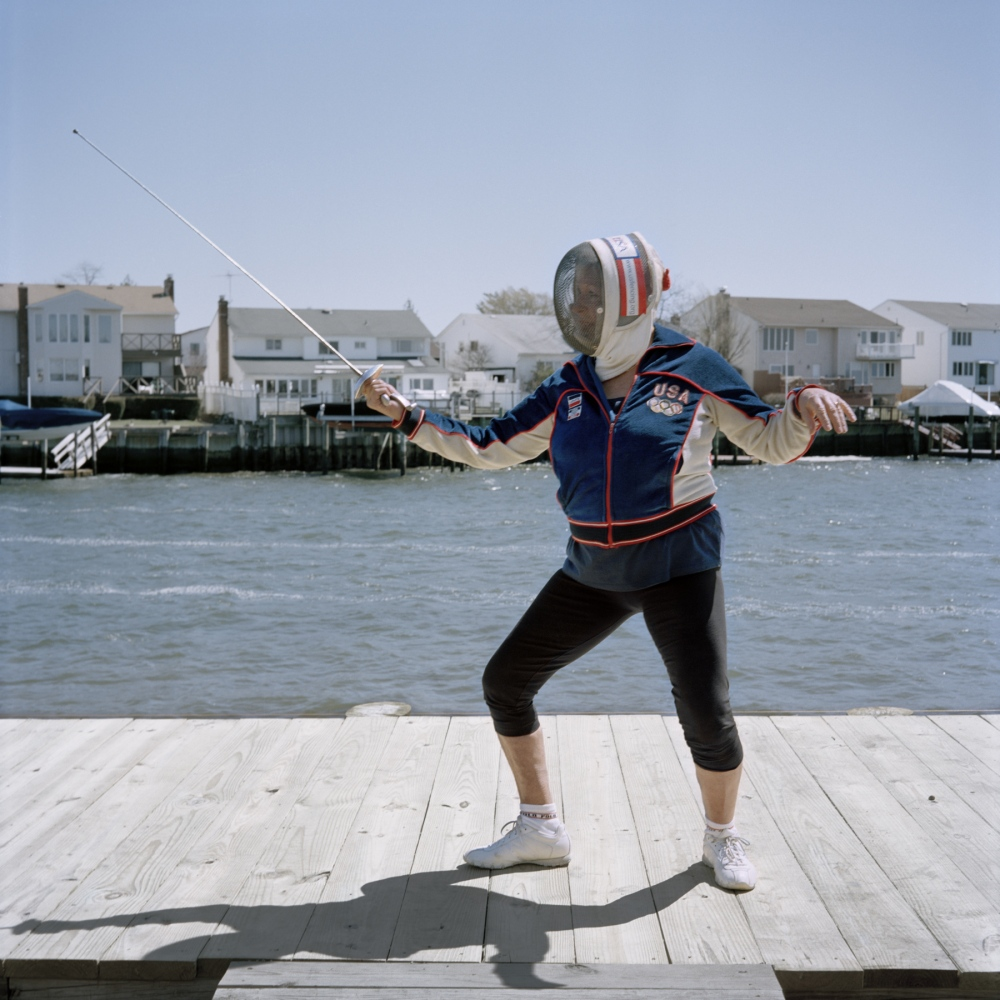 Tanya Adamovich, Olympic Fencer, 2014