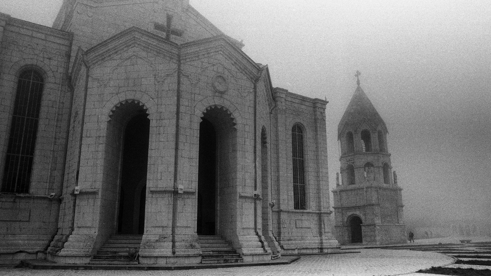 Ghazanchetsots Cathedral, Shushi