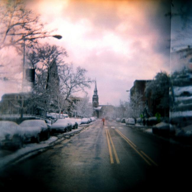 Mt Pleasant Street