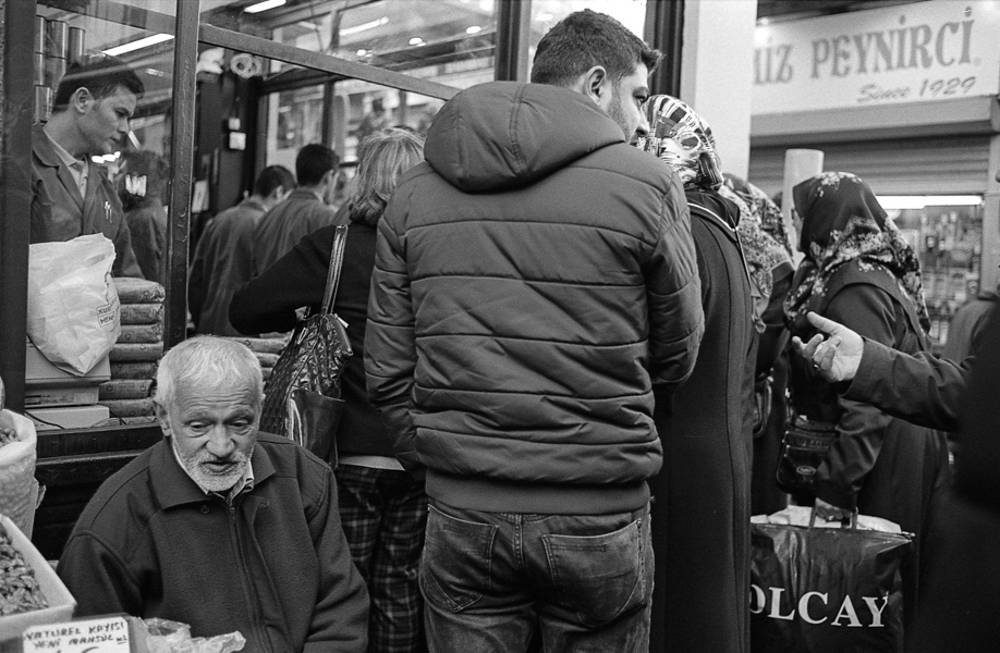 Art and Documentary Photography - Loading Istanbul_bw-20.jpg
