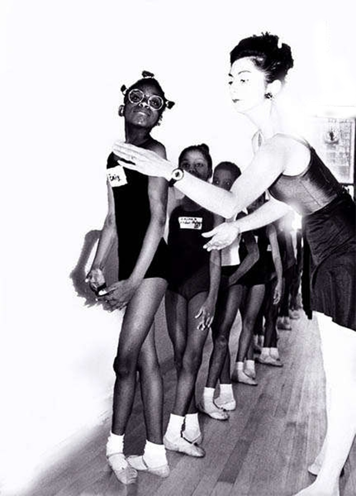 Art and Documentary Photography - Loading ballet.jpg