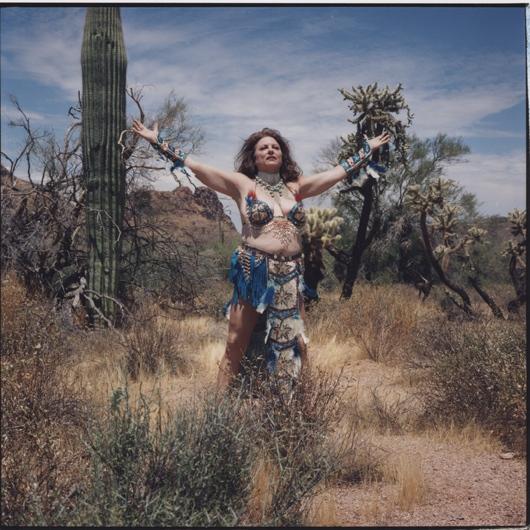 Art and Documentary Photography - Loading satan_in_the_desert.jpg