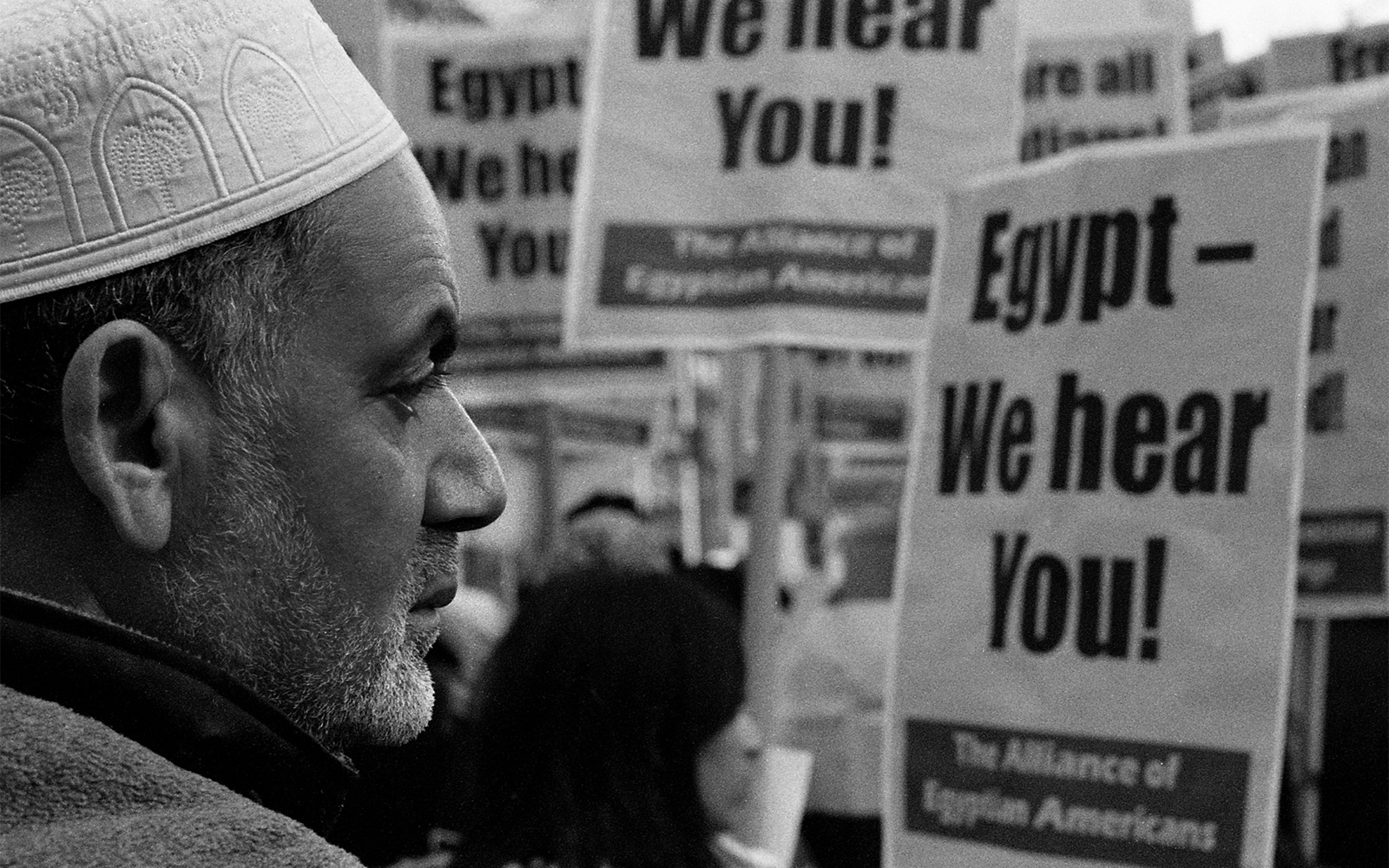Arab Spring Protest, 2011
