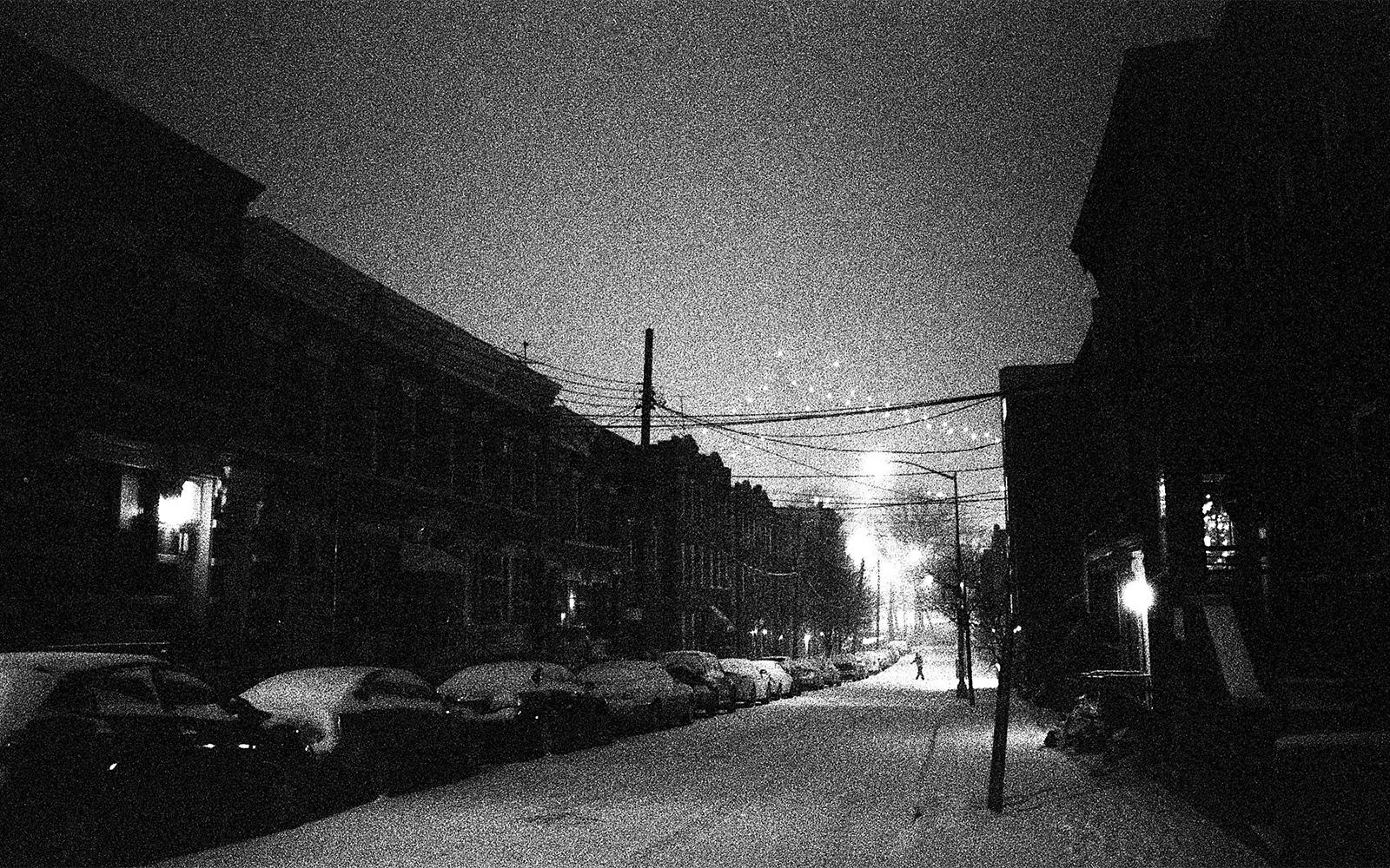 Winter Storm Hercules, Astoria, 2014