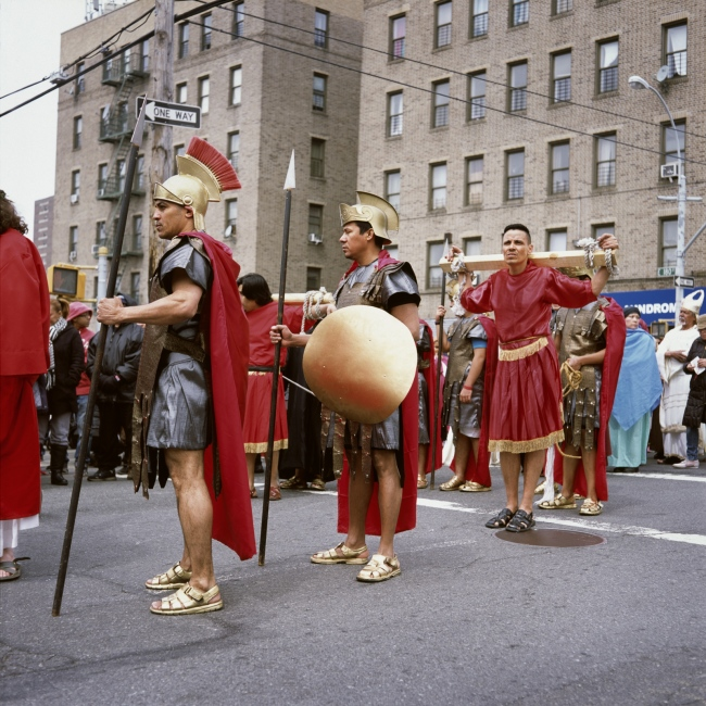 Spectacle: NYC Parades