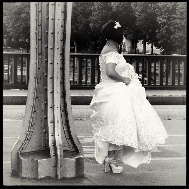 Getting married in THE Paris!