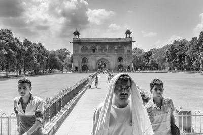 Delhi In Black and White