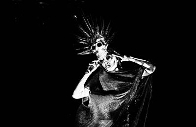 Grace Jones @ Afro Punk 2015