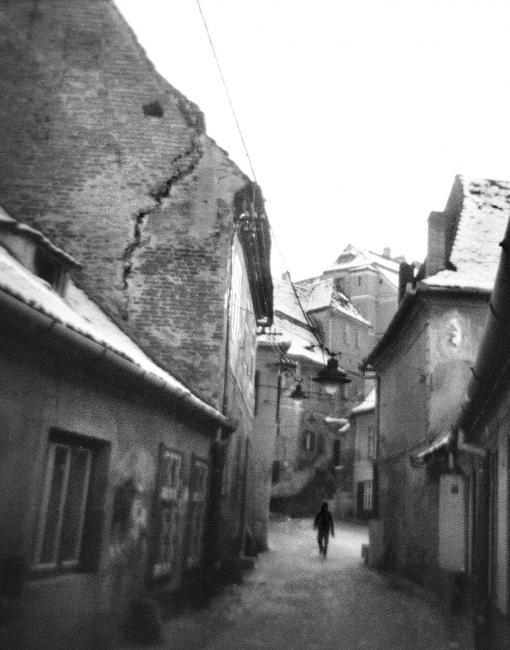 Photography image - Sibiu Piaţa Aurarilor, 2007