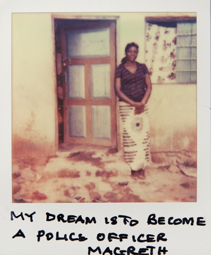 Art and Documentary Photography - Loading Teen_mothers_in_Tanzania_Polaroid_04.jpg