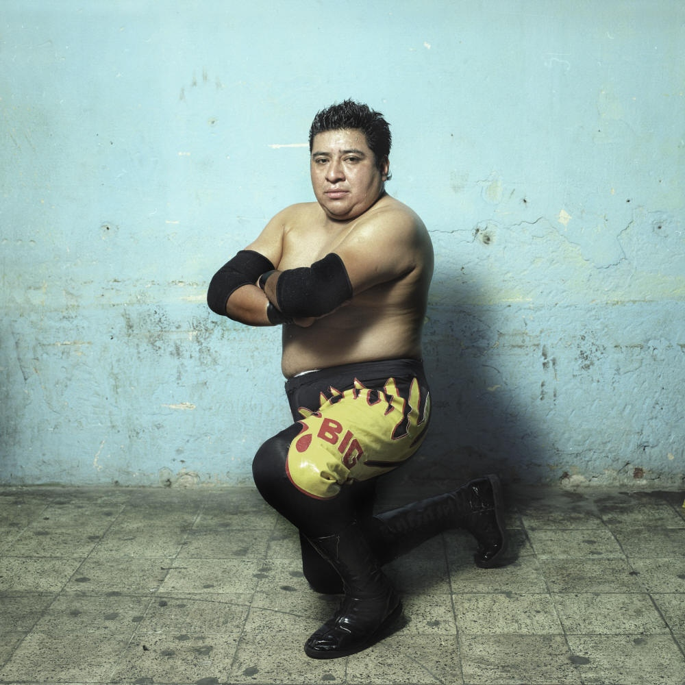 Art and Documentary Photography - Loading jlca_sdr_lucha013.jpg