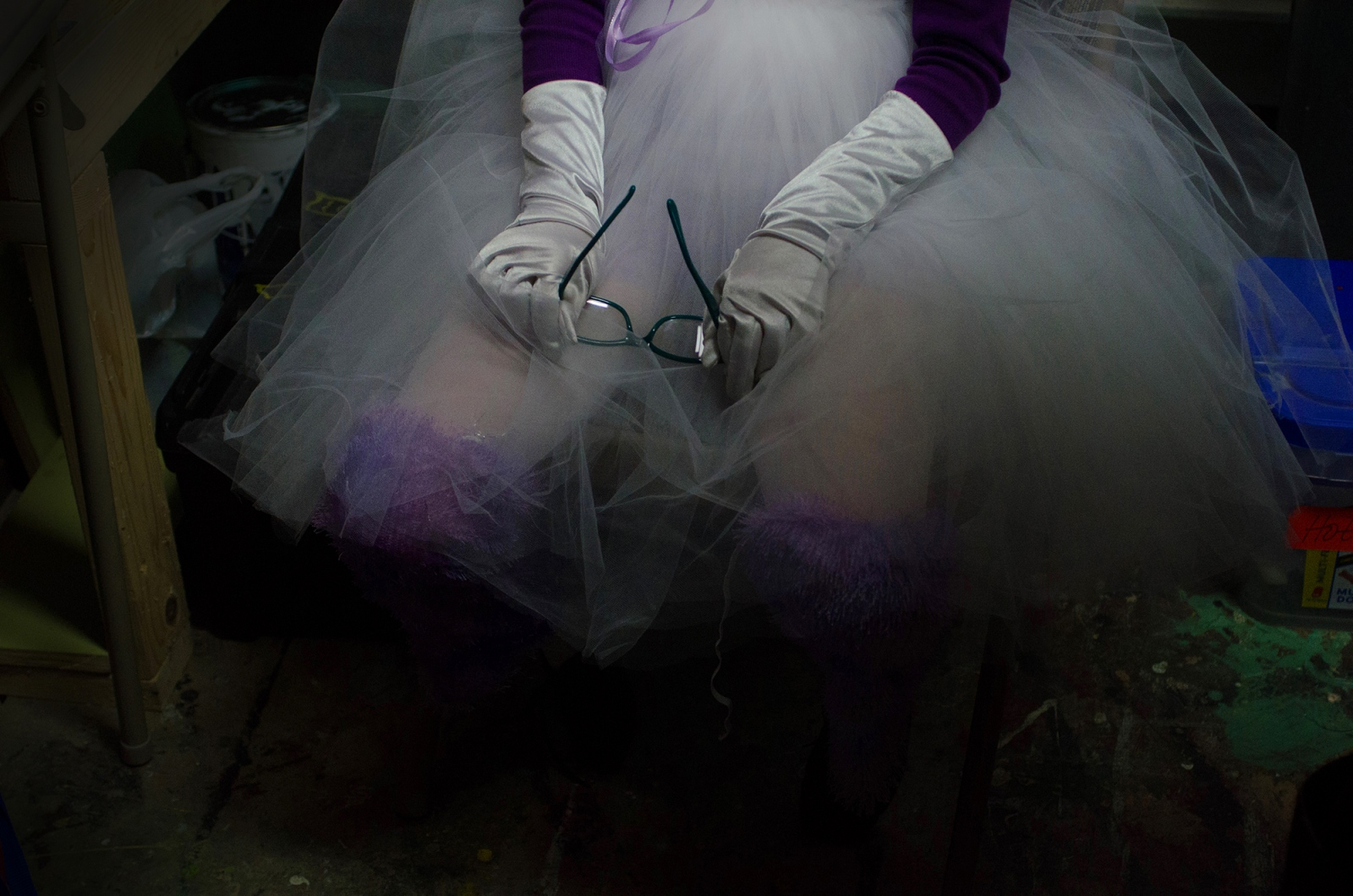 Art and Documentary Photography - Loading tulle.jpg