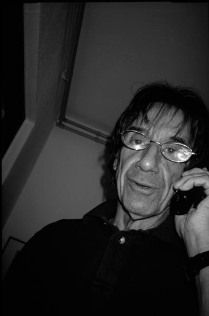 Salomon de Swaan, Architect, Amsterdam, NL 2005 - my ex husband & lifelong friend
