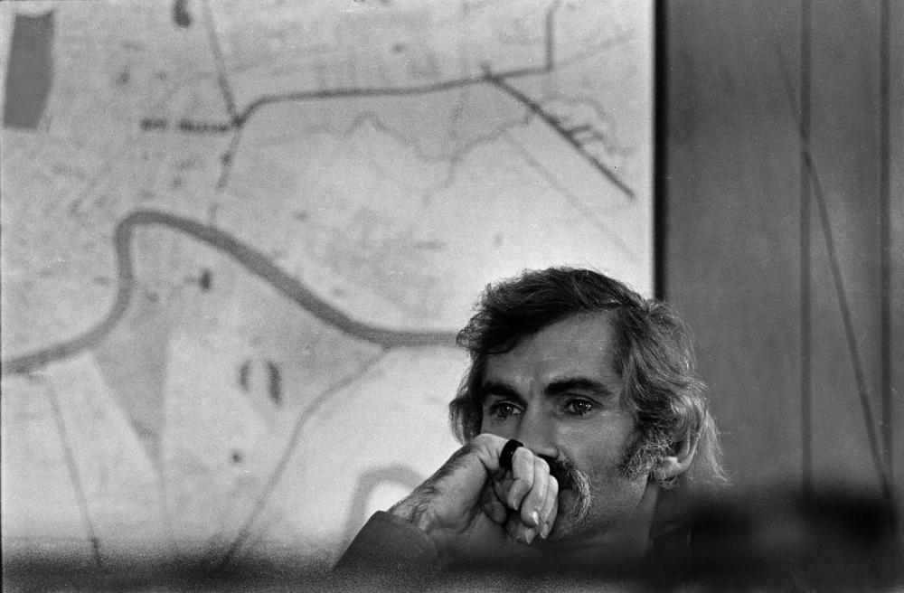 Dan Fuslier, New Orleans, La, 1972