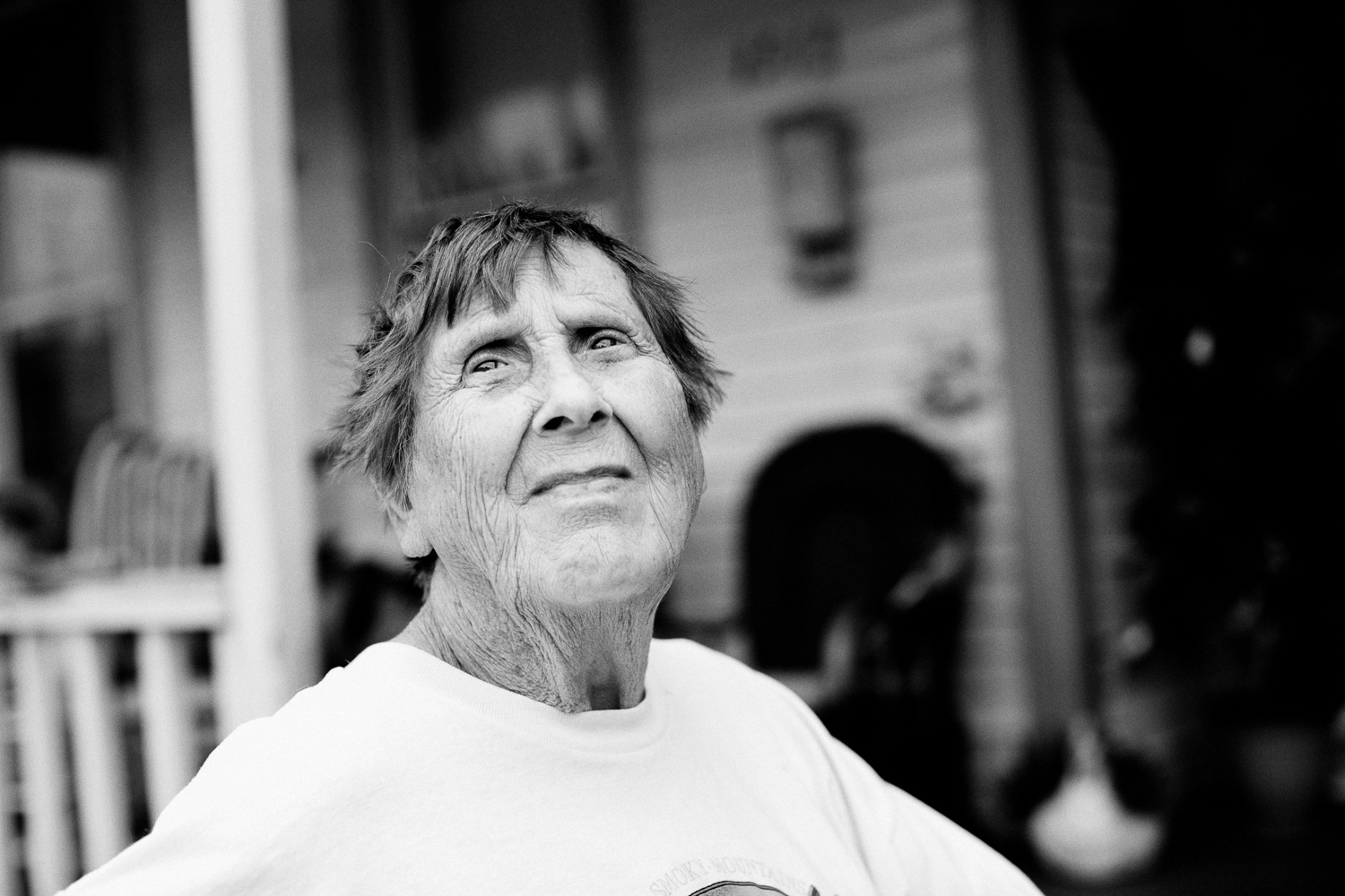Viola, 84 has been living in the East End neighborhood of Portsmouth for decades, a neighborhood known for its high crime rate, poverty, and heroin addiction.