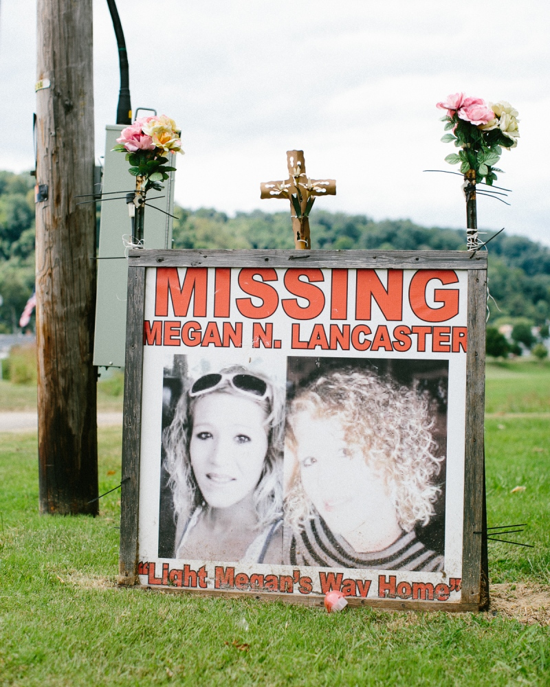 Megan Lancaster disappeared in April of 2013. The 25-year-old mother struggled with heroin addiction, turning to prostitution to support her habit. Over the past two years, the bodies of four women have been found in the Portsmouth and Chillicothe area while several remain missing. Many of the women struggled with drug addiction at the time of their disappearance.