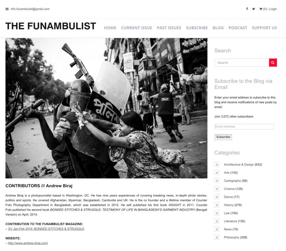 Photography image - Loading FUNAMBULIST_.png