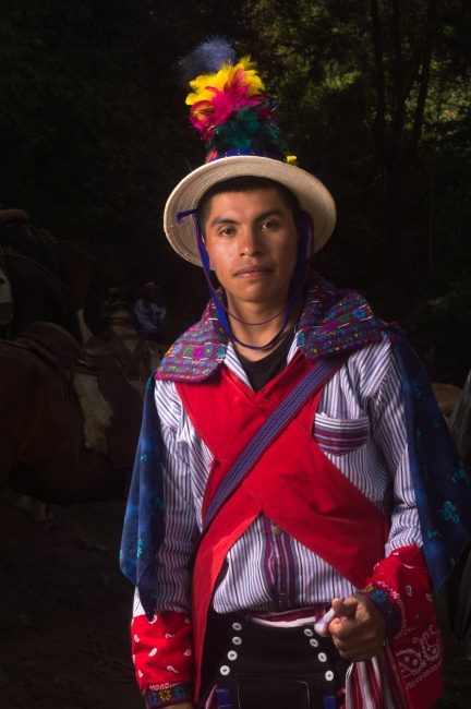 Portraits of Horse Riders from Todos Santos