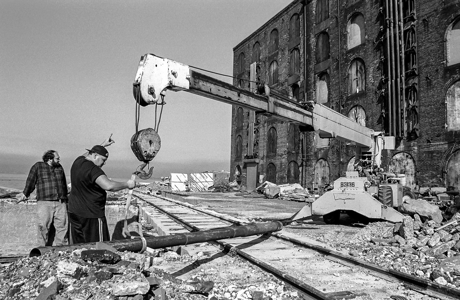 Art and Documentary Photography - Loading 9.King.Wm.BHRA.jpg