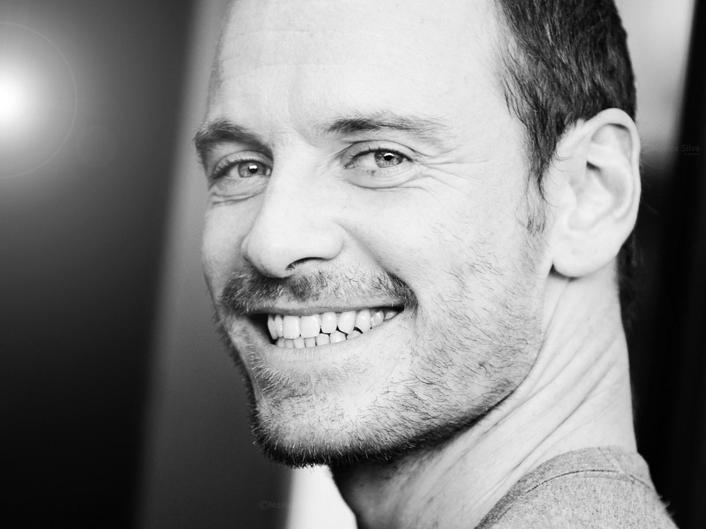 Photography image - Michael Fassbender