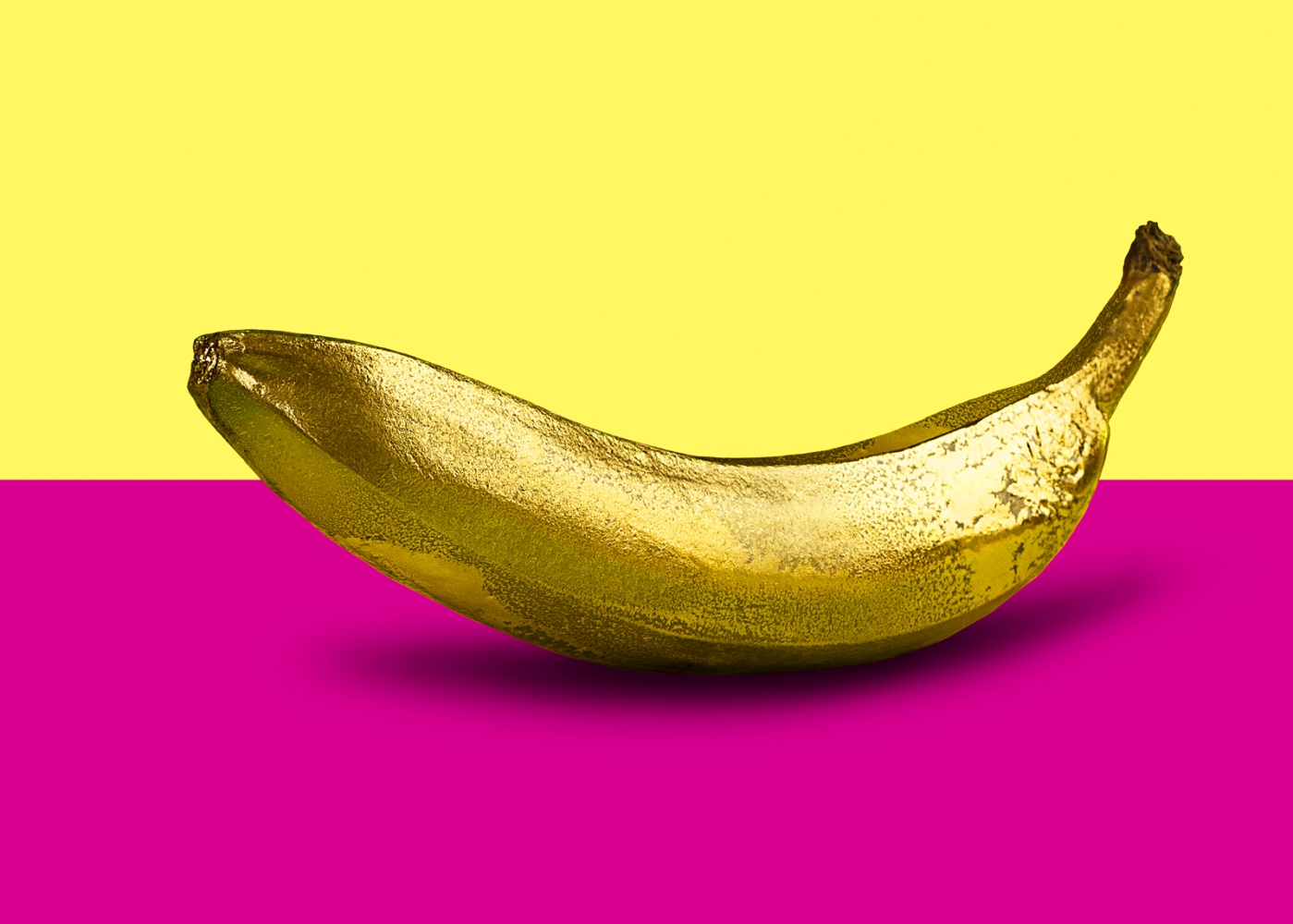 Banana Golden Pop Art Studio 3