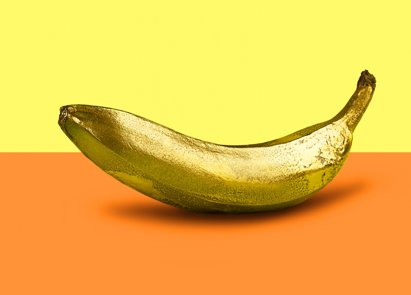 Banana Golden Pop Art Studio 4