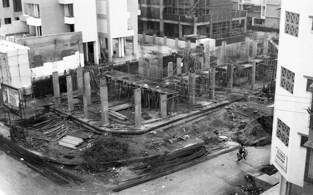 Photography image - Navi Mumbai, 2007