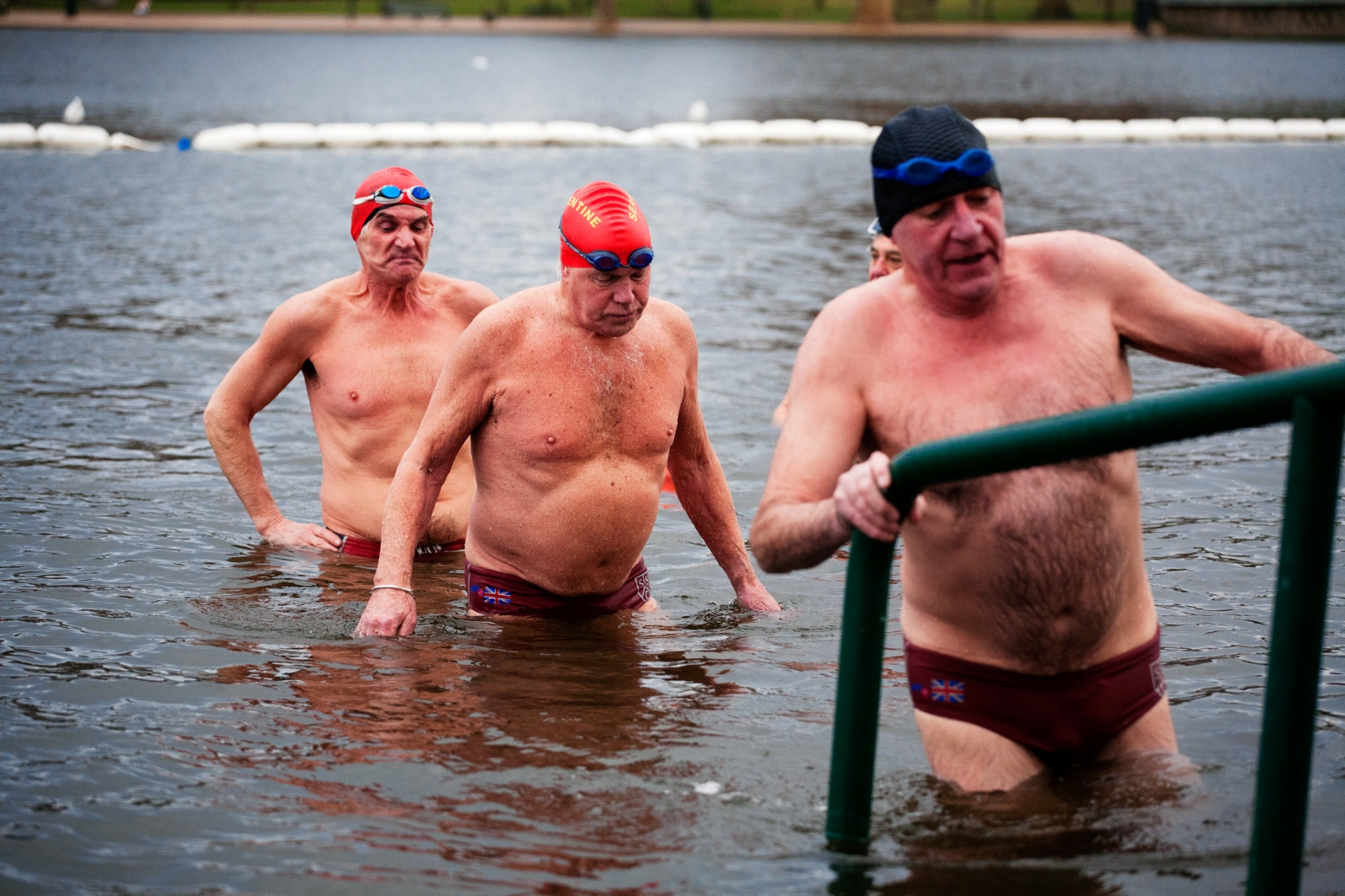 Art and Documentary Photography - Loading SWIMMERS-06.jpg