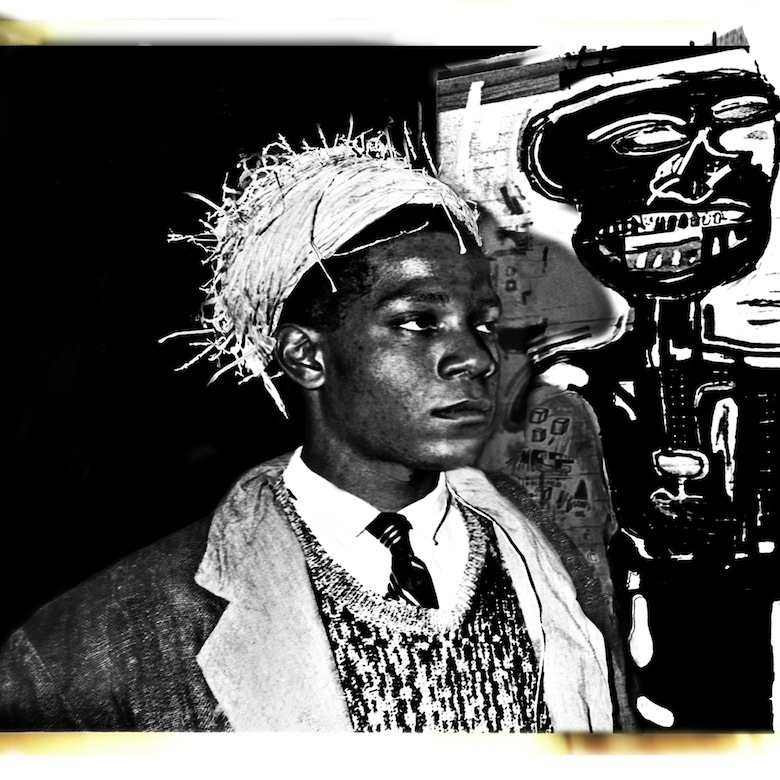 Jean Michel Basquiat Painter